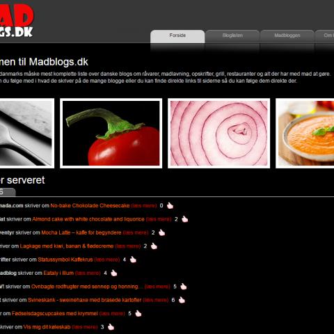 Madblogs.dk